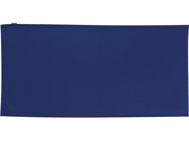 Sea to Summit Silk/Cotton Travel Betræk standard, blå
